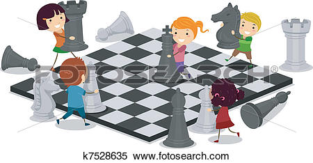Chess Clip Art Vector Graphics. 7,426 chess EPS clipart vector and.
