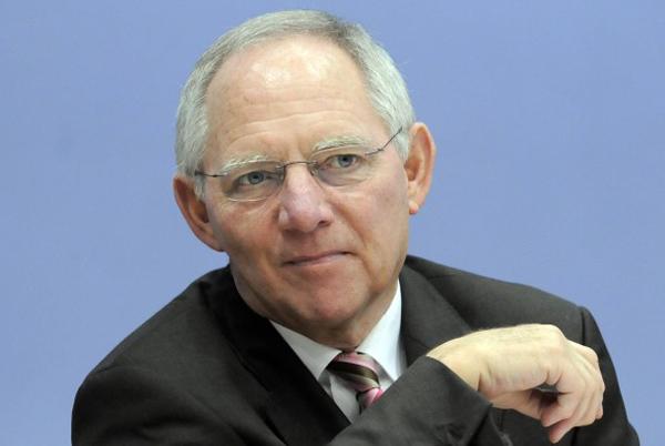 """Wolfgang Schäuble: """"Rollstuhl bedeutet Verlust an Kommunikation."""