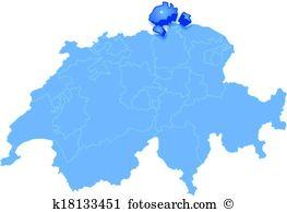 Schaffhausen switzerland Clipart Royalty Free. 13 schaffhausen.