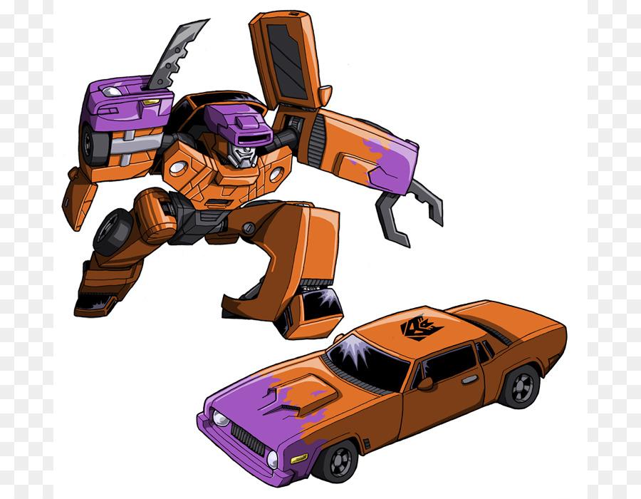 Optimus Prime Grindor Auto.