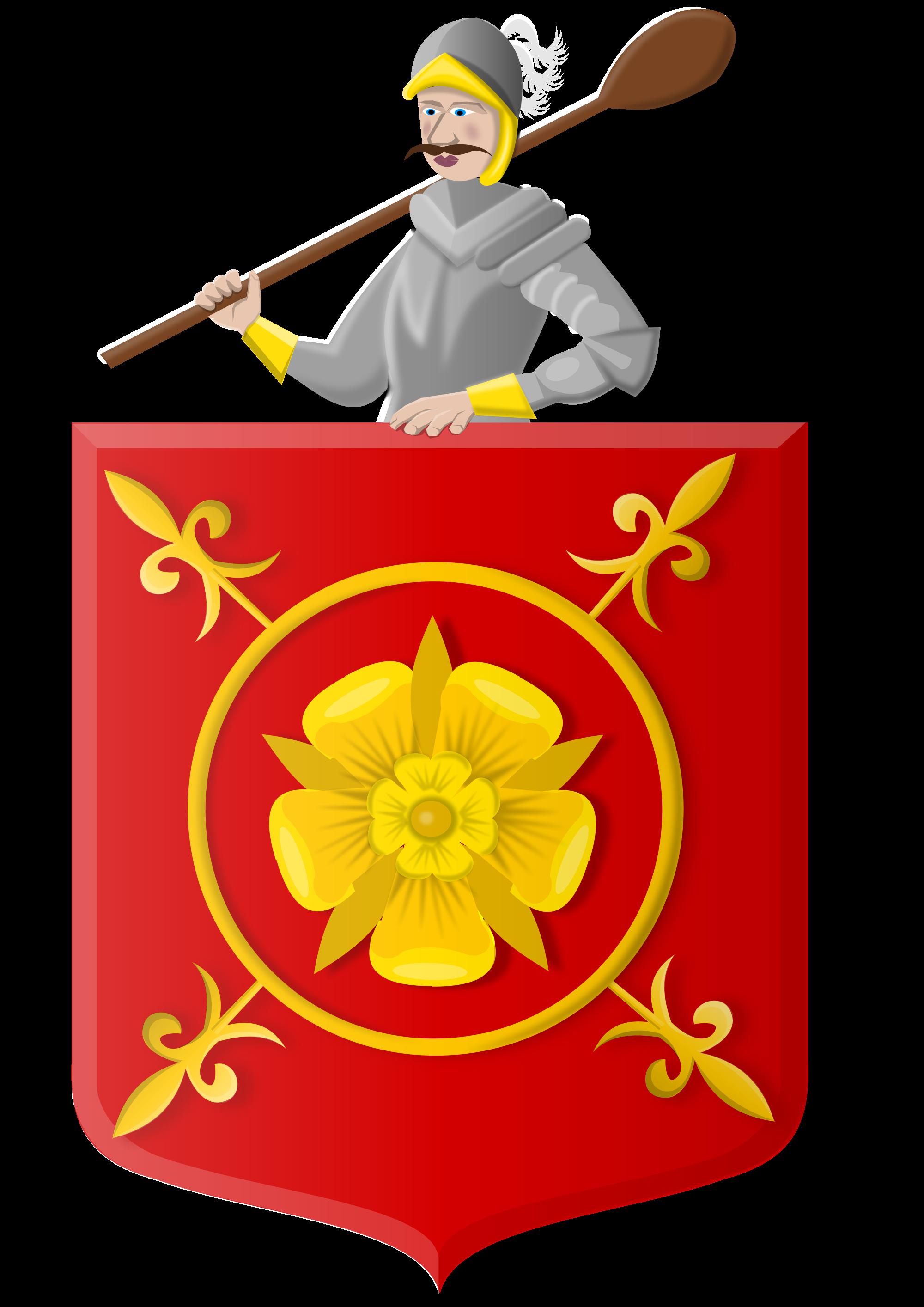 File:Coat of arms of Schagen (1816.