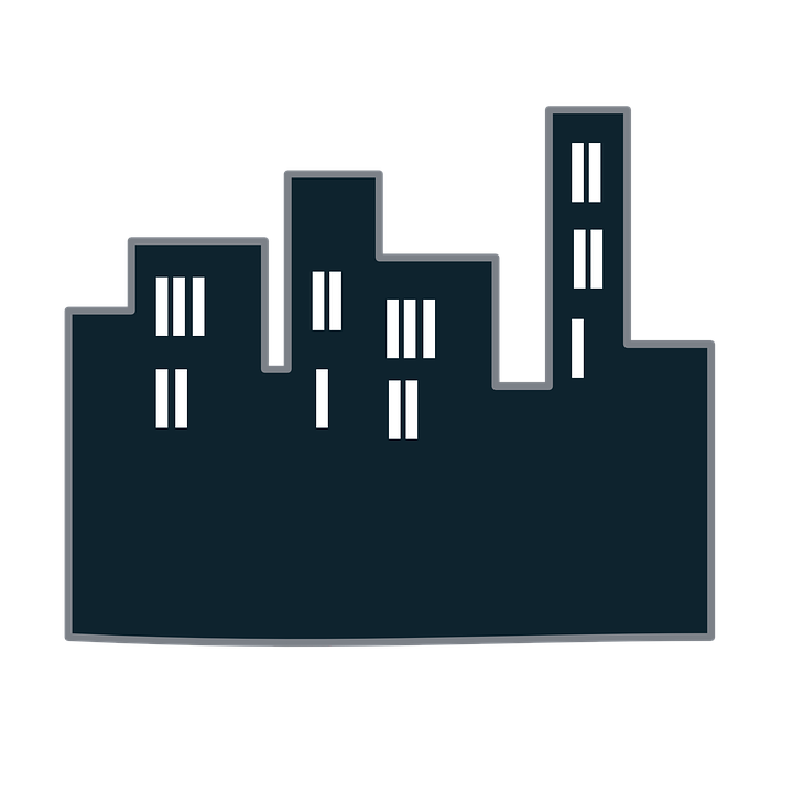 Free vector graphic: Buildings, Building, Tower, City.