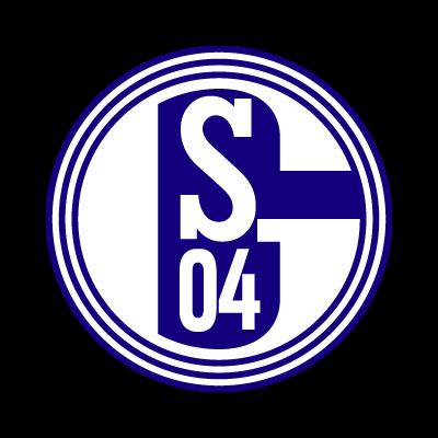 FC Schalke 04 1990 logo vector free download.