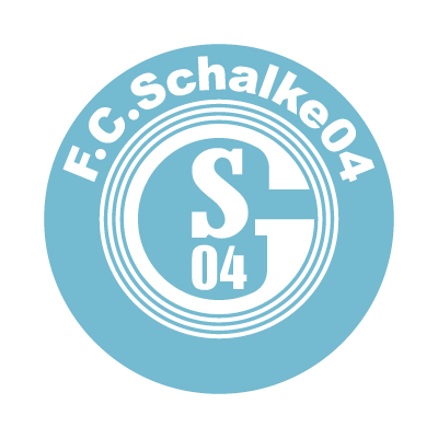 FC Schalke 04 1970 vector logo.