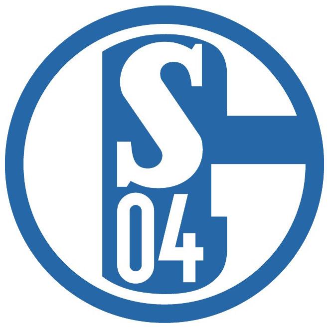 Vector logotype of Schalke 04.