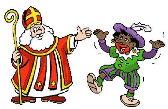 Sinterklaas with the Brörmanns!.
