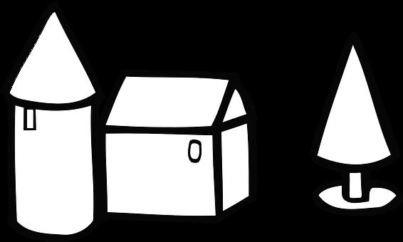 Silo, Architecture, Buildings.