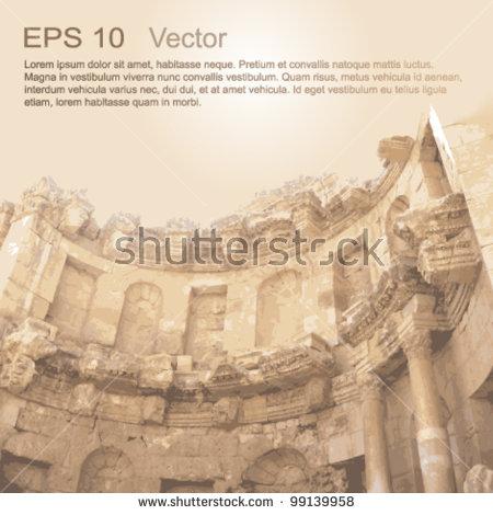 Ancient Ruins Stock Photos, Royalty.