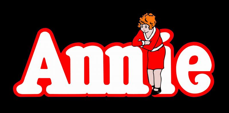 Annie The Musical Clipart.
