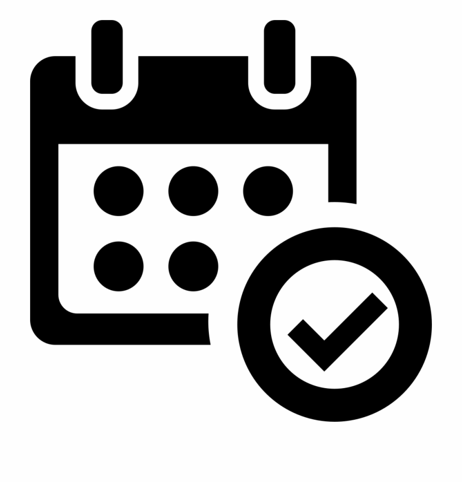 Schedule Icon Png Free PNG Images & Clipart Download.