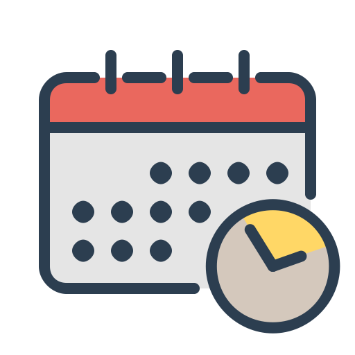 Schedule PNG Picture.