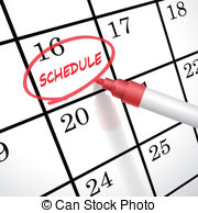 Schedule Illustrations and Clipart. 52,736 Schedule royalty free.