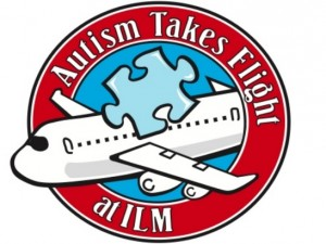 Autism Takes Flight at ILM' event scheduled for April.