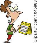 Scheduler clipart.