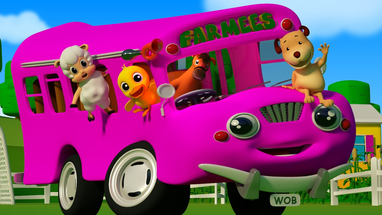 Play With Me Sesame The Wheels On The Bus Read Description.