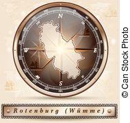 Cliparts Vecteurs Libres de Droits de Scheessel. 2 images et.