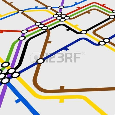 318 Metro Scheme Stock Vector Illustration And Royalty Free Metro.