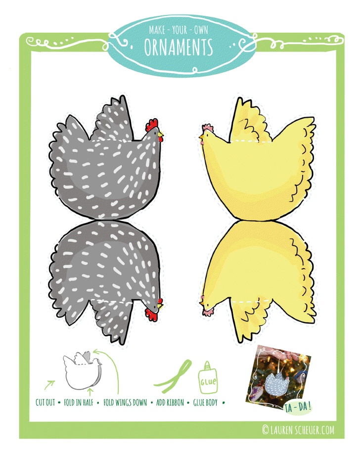 1000+ images about Chicken Arts & Crafts on Pinterest.