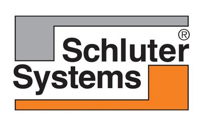 Schluter Systems.