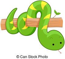 Schlangen Illustrationen und Clip.