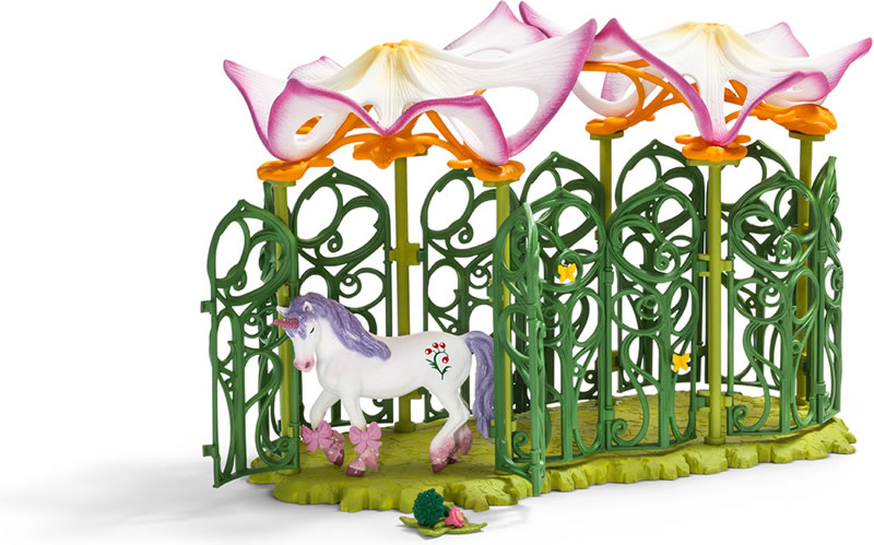 Schleich stable for unicorn and pegasus 42174 online at Papiton..