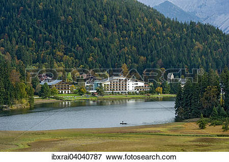 "Picture of ""Arabella Alpenhotel at Spitzingsee lake, Spitzingsee."