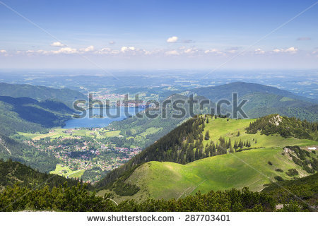 Spitzingsee Stock Photos, Royalty.