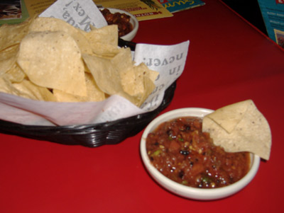 Chevy's Salsa.
