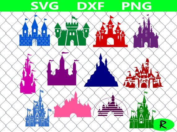 """Über 1.000 Ideen zu """"Disney Castle Silhouette auf Pinterest."""