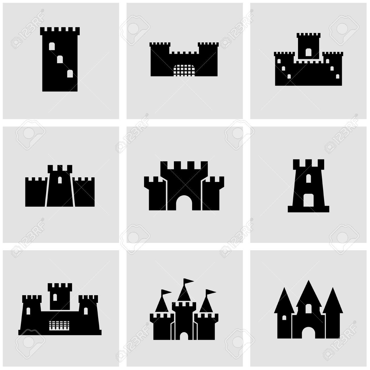 Alte Burg Lizenzfreie Vektorgrafiken Kaufen: 123RF.