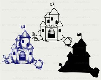 Castle svg.