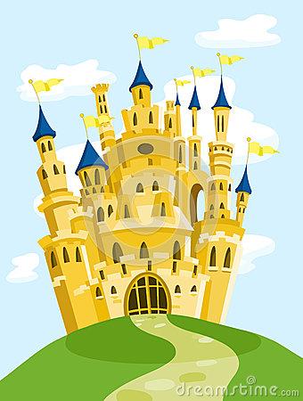 Clip Art Set: Magic Room Objects. Stock Illustration.