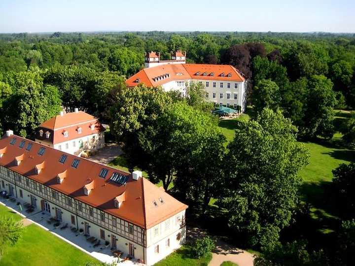 Hotel Schloss Lubbenau.