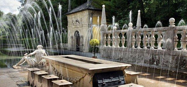 Hellbrunn Schloss.