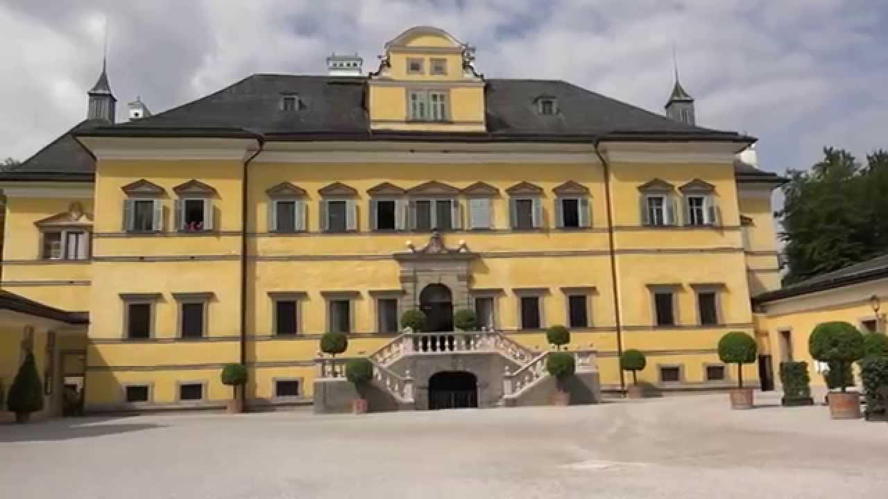 Schloss Hellbrunn.