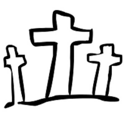 Fall into jesus clipart.