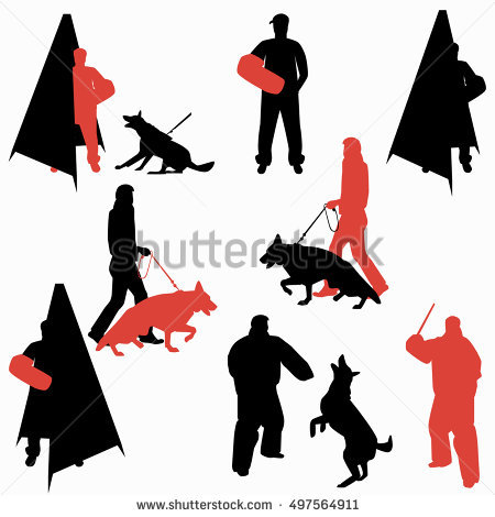 Dog Lead Stock Vectors, Images & Vector Art.