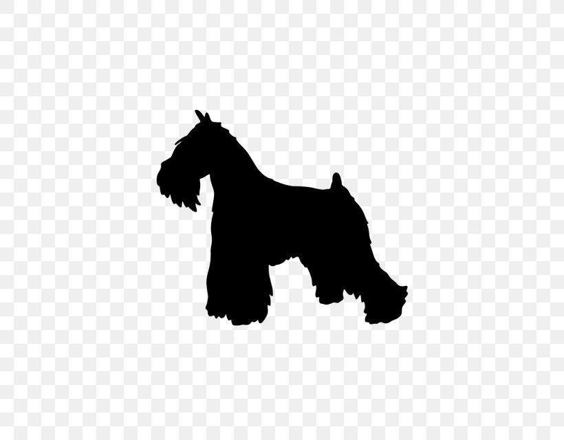 Miniature Schnauzer Scottish Terrier Dog Breed Clip Art, PNG.