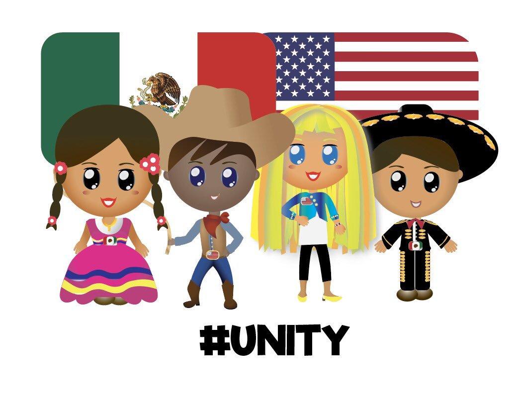 """Katrin Schneck on Twitter: """"Hoy más que nunca #unity."""