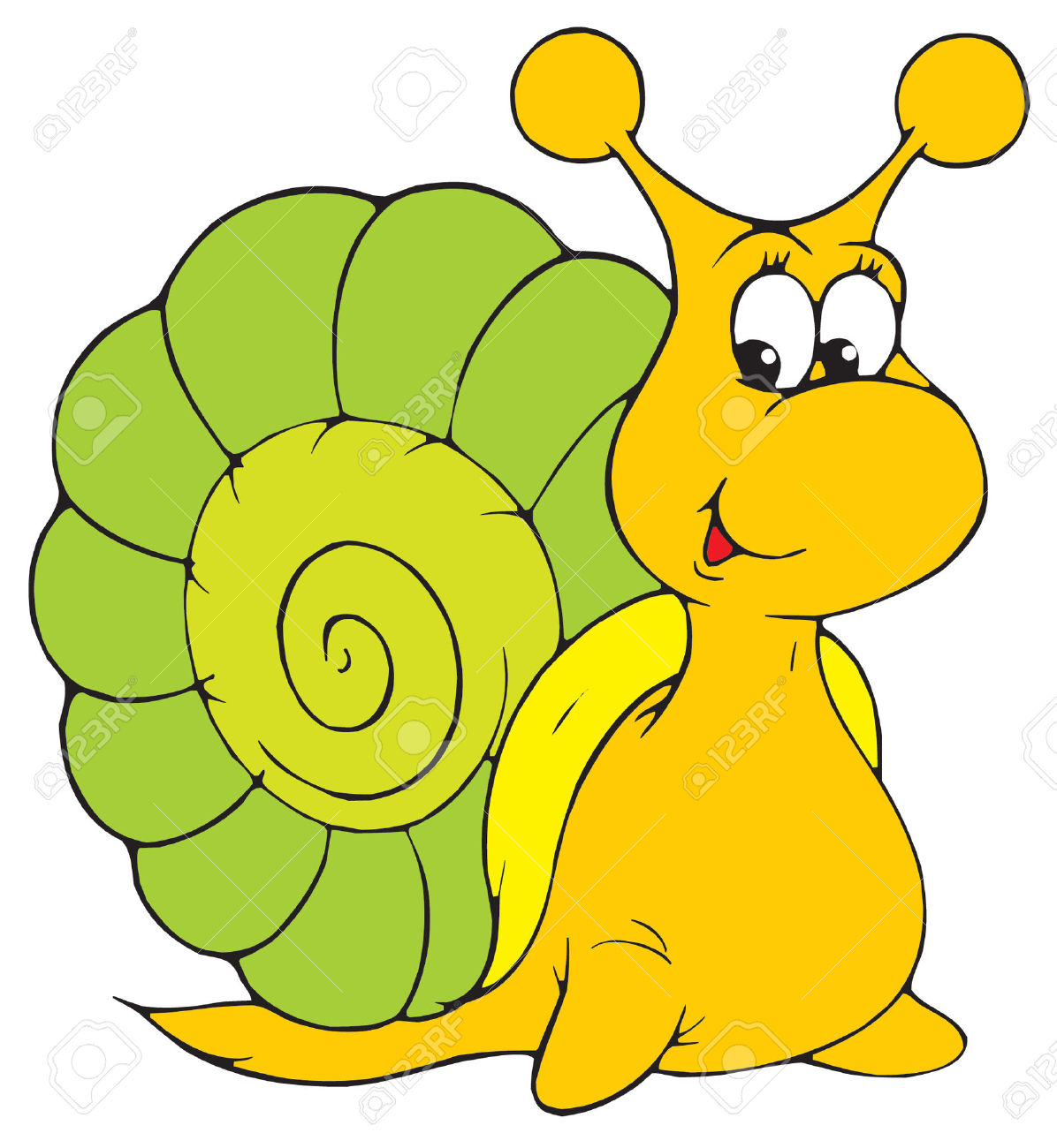 Snail Royalty Free Cliparts, Vectors, And Stock Illustration.