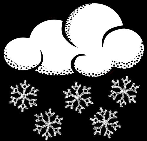 Snowy Clipart.