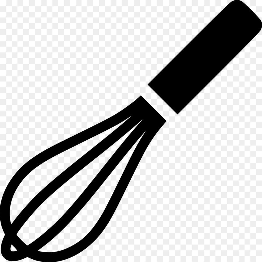 Schneebesen Kochen utensil Clip.