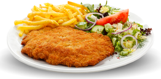 Download Free png Schnitzel PNG, Download PNG image with.