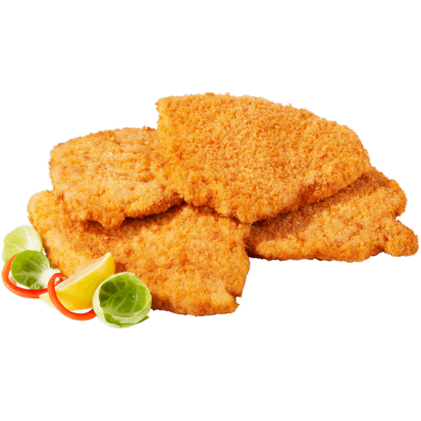 Schnitzel PNG alpha channel clipart images (pictures) with.