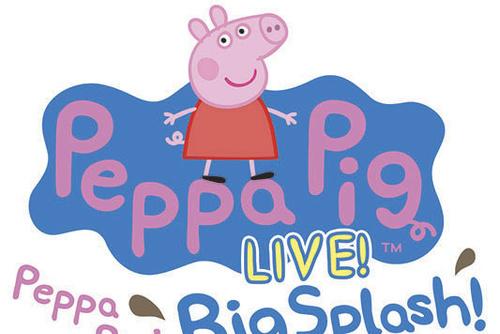 Peppa Pig Live! Peppa Pig's Big Splash!.