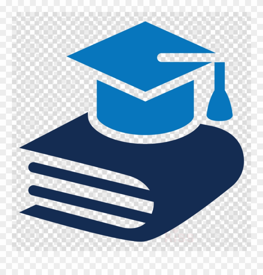 Scholarship Icon Blue Png Clipart Baresan University.