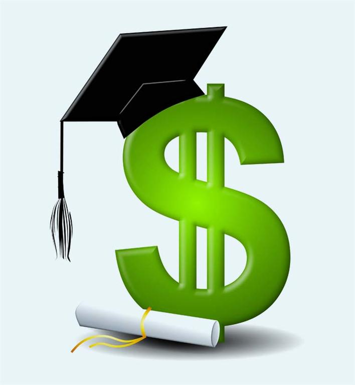 College Scholarship Clipart.