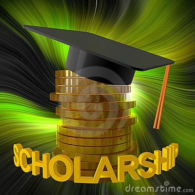 Scholarship Money Clipart.
