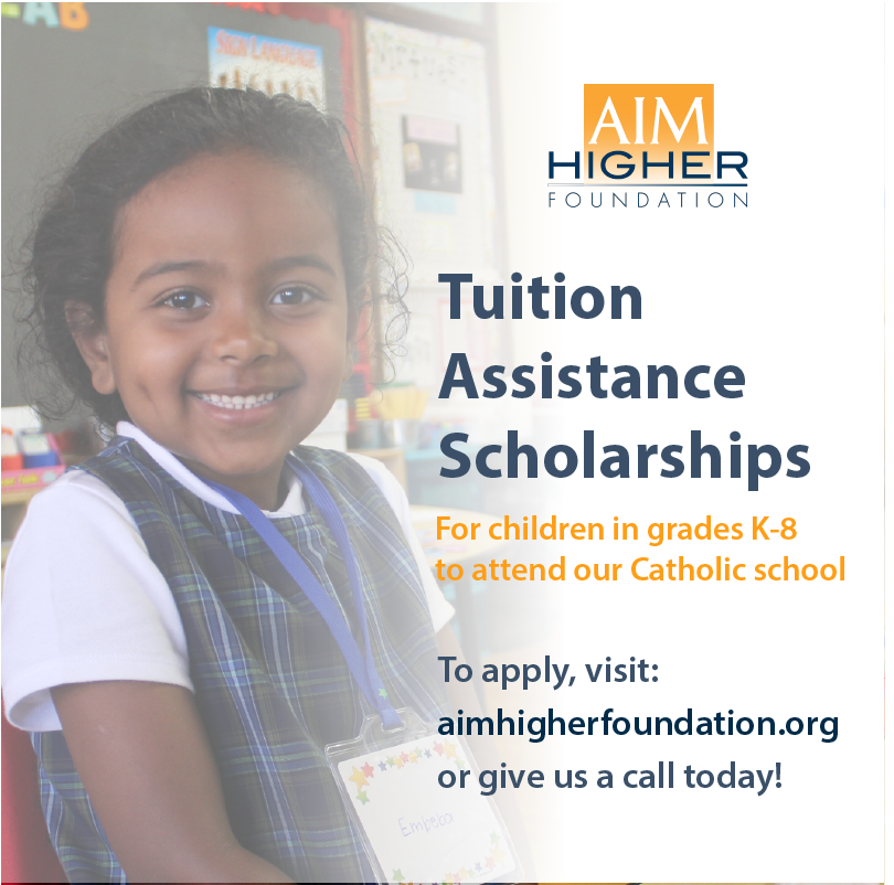 Scholarship opportunity for K.