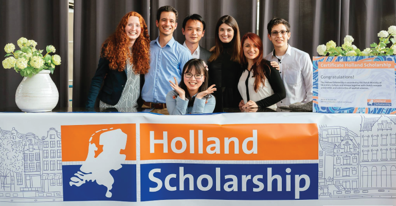 Holland Scholarships for Non.